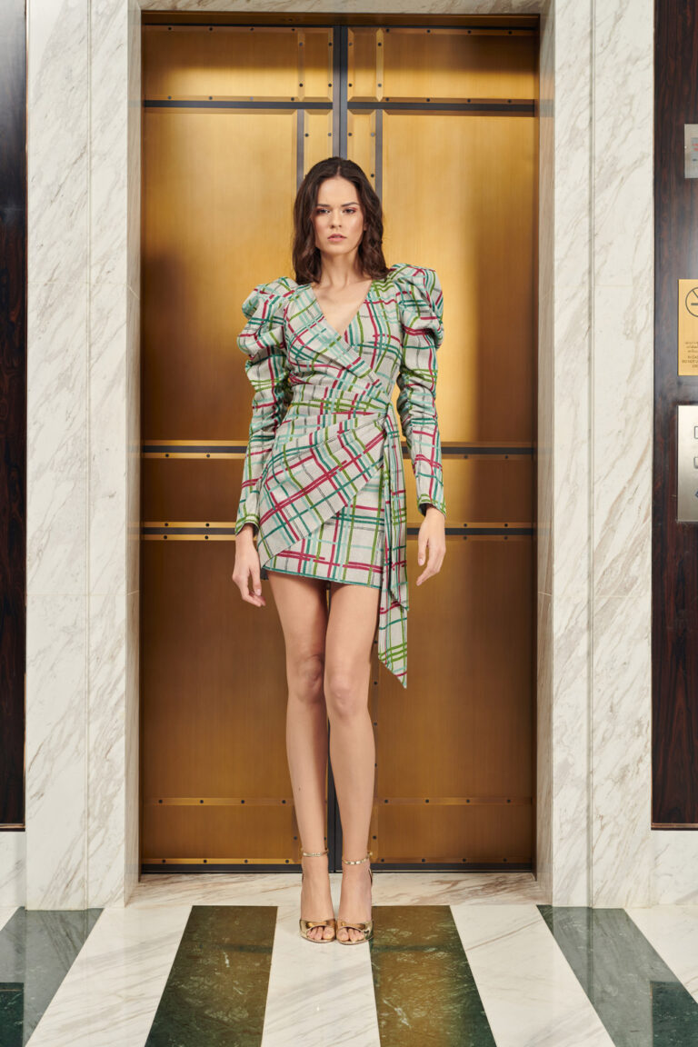 casual short dress for party